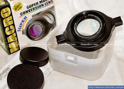 Raynox DCR-250 super Marco Conversion Lens