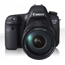 Canon EOS 6D Wifi KIT EF 24-105mm F/4L IS USM