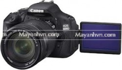 Canon EOS 600D KIT EF-S 18-55mm IS II (Mới 100%)