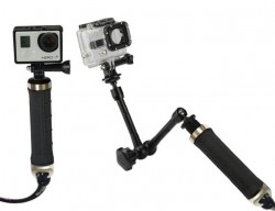 gopro accessories 360 degree adjustment strategy to handle gopro three adjustable bracket