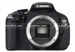 Canon Kiss X5 ( 600D ) KIT EF-S 18-55mm IS ll