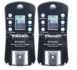 Trigger Yonguo RF-605C for Canon