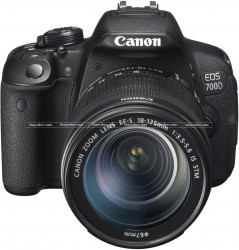 Canon EOS 700D KIT EF-S 18-135mm IS II (Mới 100%)