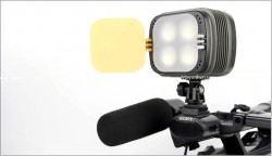 Led Video light ZF-3000