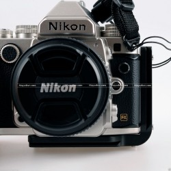 Quick Release L-Plate Bracket Hand Grip for Nikon DF