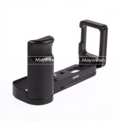 Quick Release L-Plate Bracket Hand Grip for FujiFilm X-M1