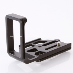 Quick Release L-Plate Bracket Hand Grip for Nikon D600