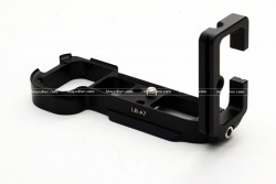 Quick Release L-Plate Bracket Hand Grip for Sony A7