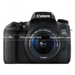 Canon EOS 760D KIT 18-55mm IS STM (Mới 100%)
