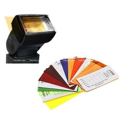 Godox Color Filters Set for Speedlite CF-07