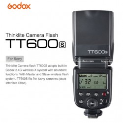 Flash Godox TT600S for Sony