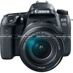 Canon EOS 77D KIT EF-S 18-135mm IS USM