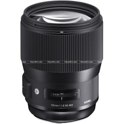 Sigma 135mm f/1.8 DG HSM Art for Nikon (Mới 100%)
