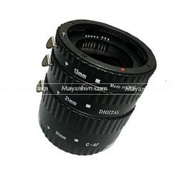 Meike Macro Automatic Extension Tube Set for Nikon,Canon Digital SLR Cameras