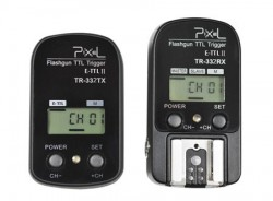 Pixel TR-332 Flash Gun Wireless Trigger Canon E-TTL II