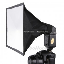 Softbox speedlight 20x30