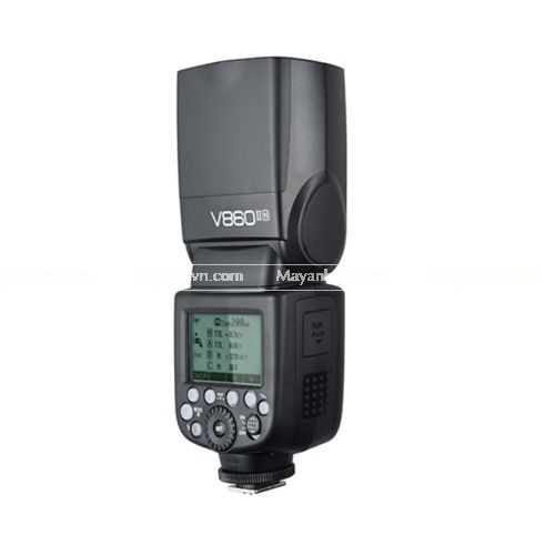 Flash Godox Li-ion VING V860N II I-TTL for Nikon