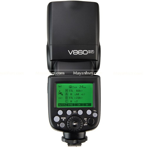 Flash Godox Li-ion VING V860II for Fujifilm