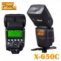 Flash Pixel Mago X-650C highspeed sync