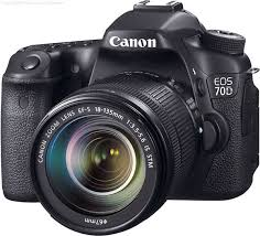 Canon EOS 70D KIT 18-135mm IS STM