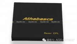 Filter Athabasca Razor CPL 72mm