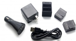 Gopro Hero 3+ 3 GOPRO battery charger power adapter