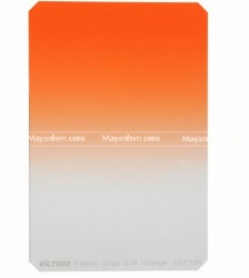 Viltrox Filter Grad Soft Orange 100x150
