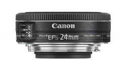 Canon EF-S 24mm F2.8 STM (Mới 100%)
