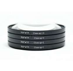 Close Up Filter Set 62mm