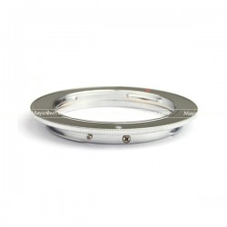 Lens Adapter Ring for OM mount Lens to Canon EOS mount